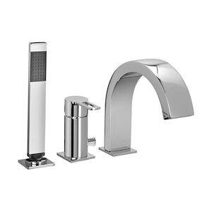 RUBINETTERIA PAFFONI RINGO WEST robinets de bord de baignoire code produit: WS040LCR