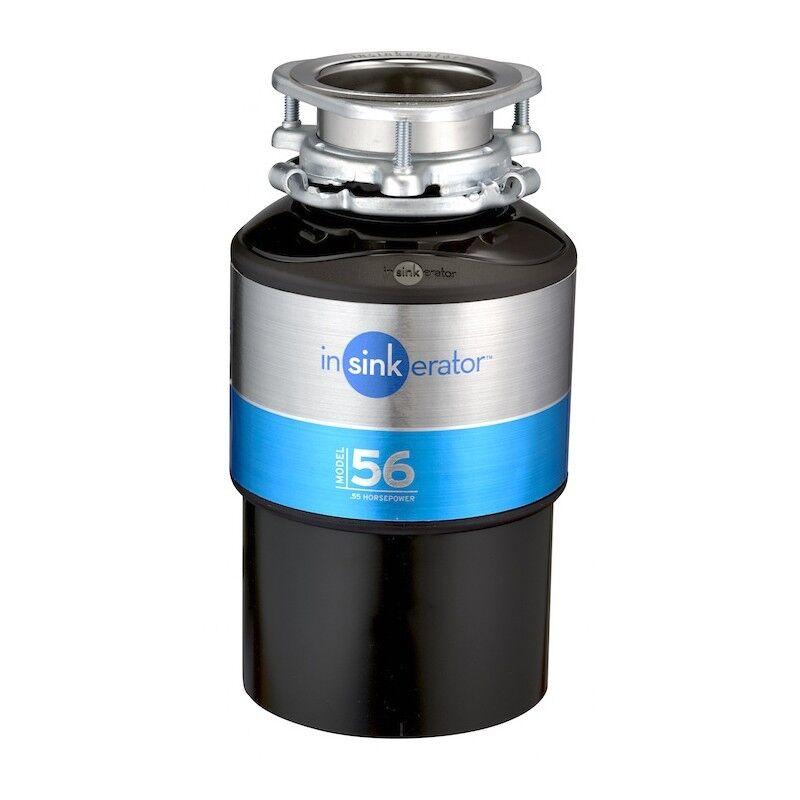 CAESAROO Dissipateur écologique modèle 56 Insinkerator 1972056   acier inoxydable