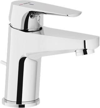 CAESAROO Mitigeur monocommande pour lavabo ECO avec vidage Nobi Nobili NBE84118/1CR   chrome