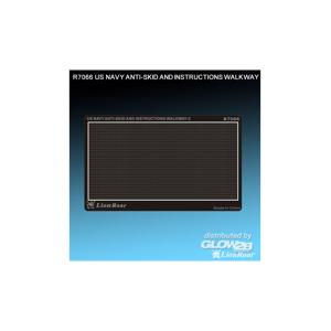 Lion Roar-GreatwallHobby R7066 : WWII US Navy Antiskid Plate II 1:700 - Publicité