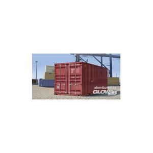 Trumpeter 01029 : 20ft Container 1:35 - Publicité