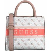 Guess Sac À Main Monique Mini Tote En Blanc Femme - 0 <br /><b>114.95 EUR</b> Omoda