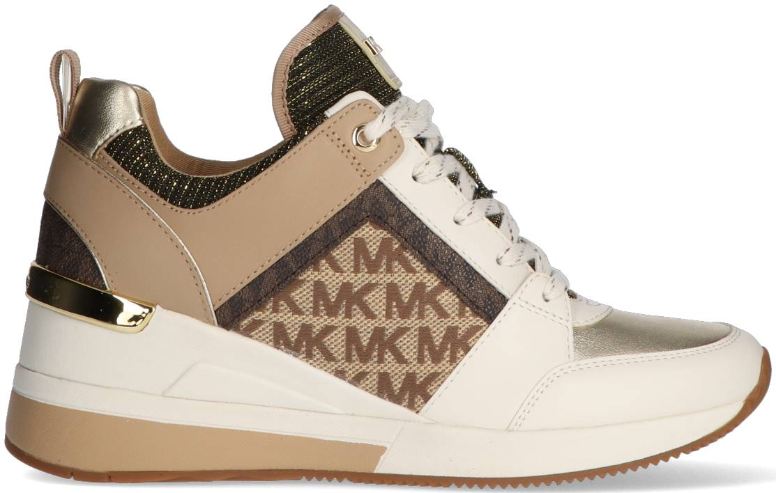 Michael Kors Baskets Basses Georgie Trainer En Or Femme - 35;35.5;36;36.5;37;38;38.5;39;40;40.5;41