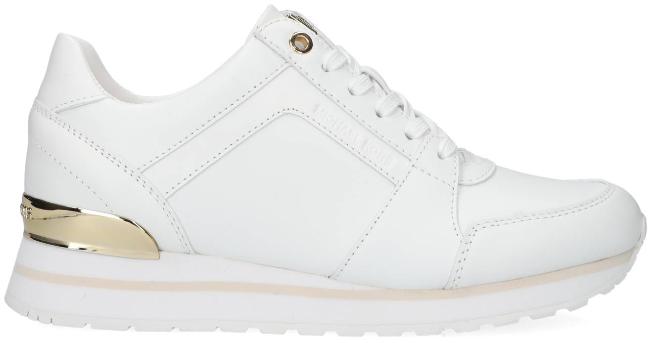 Michael Kors Baskets Basses Billie Trainer En Blanc Femme - 35;35.5;36;36.5;37;38;38.5;39;40;40.5;41;42;5