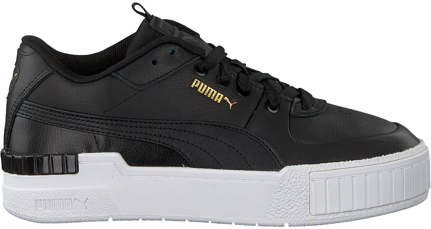 Puma Baskets Basses Cali Sport Mix Wn's En Noir Femme - 36;37;37+;38;38+;40;40+;42