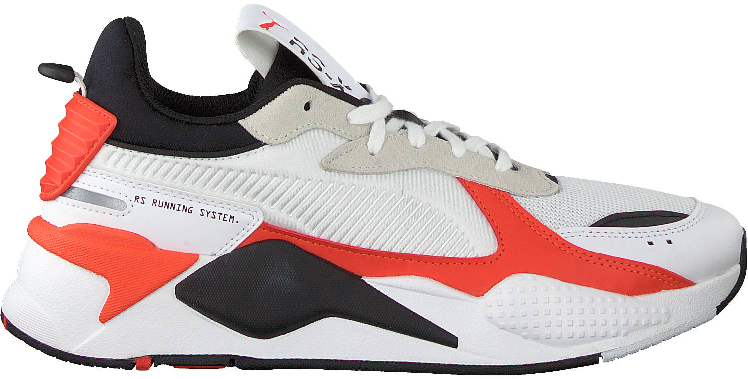 Puma Baskets Basses Rs-x Mix En Orange Homme - 41;42;43;44;45
