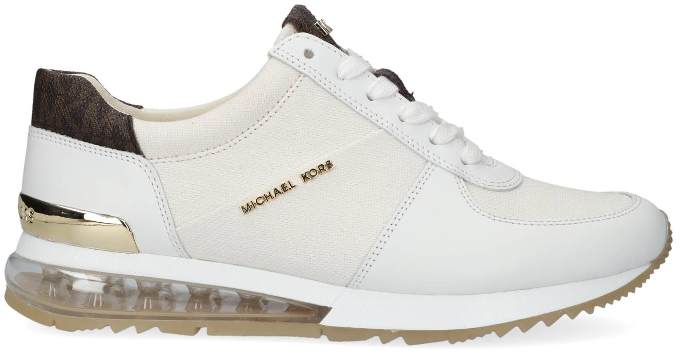 Michael Kors Baskets Basses Allie Trainer Extreme En Blanc Femme - 35;35.5;36;36.5;37;38;38.5;39;40;40.5;41