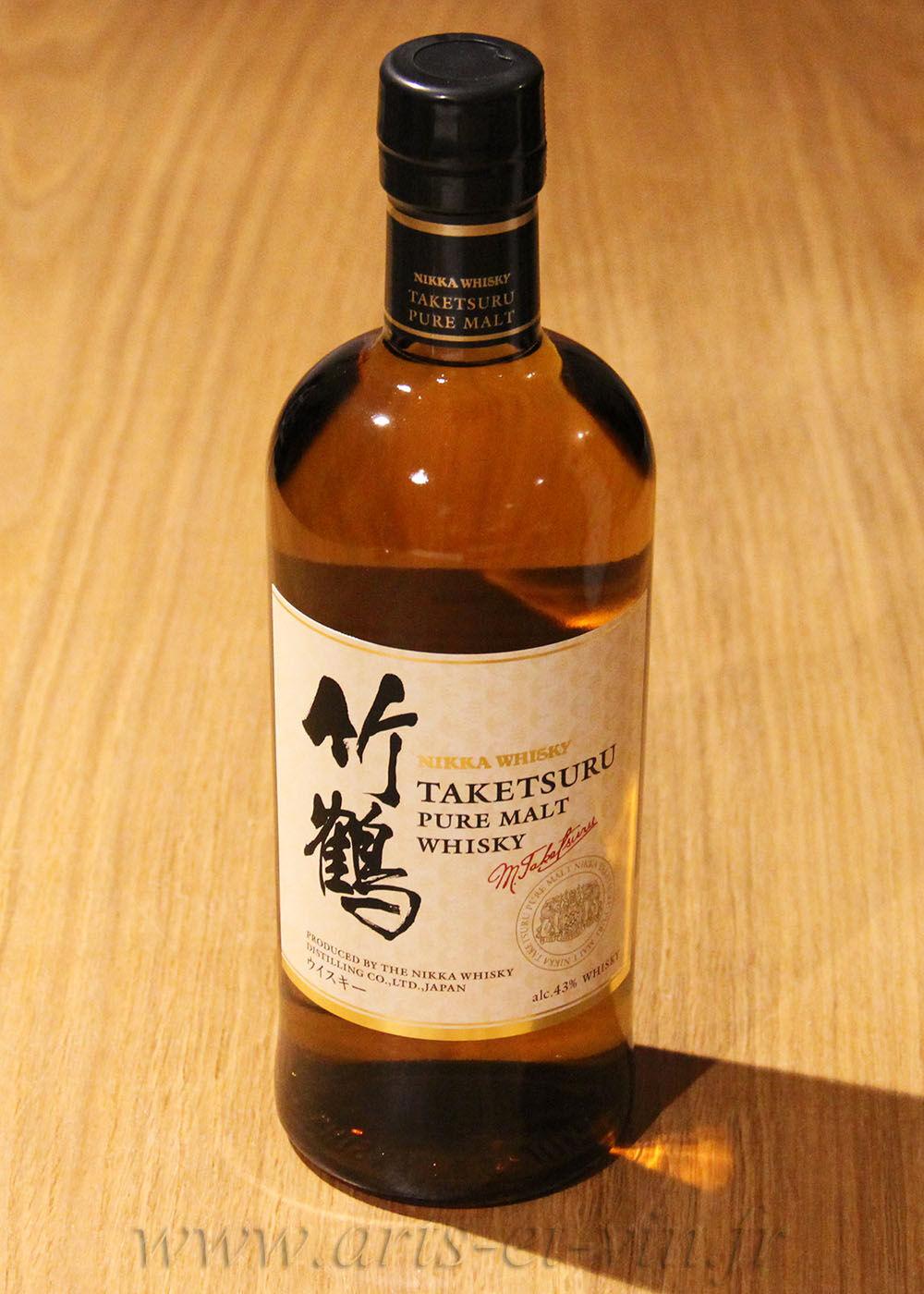 Whisky Nikka Taketsuru Pure Malt 2020 - Japon 43°