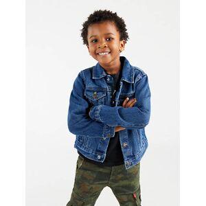 Levi's Kids Trucker Jacket - Homme - Bleu / Bristol - Publicité