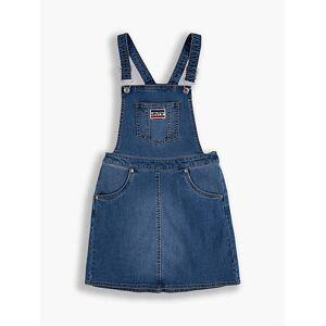 Levi's Kids Woven Jumper Dress - Femme - Bleu / Jumpstart - Publicité