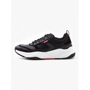 Levi's West Sneakers - Femme - Noir / Regular Black - Publicité