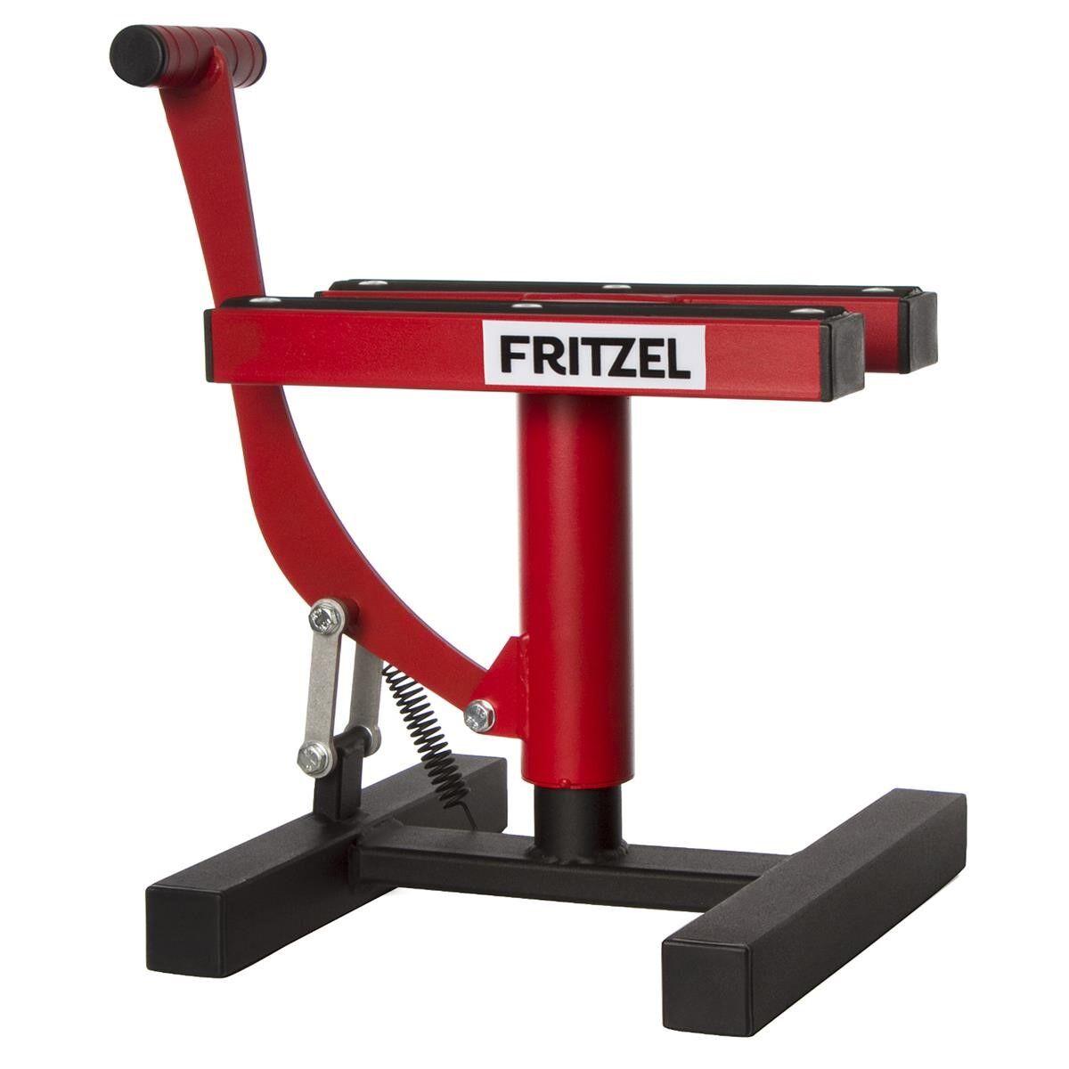 FRITZEL Lève Moto Kleiner Thron - Taille unique - Rouge