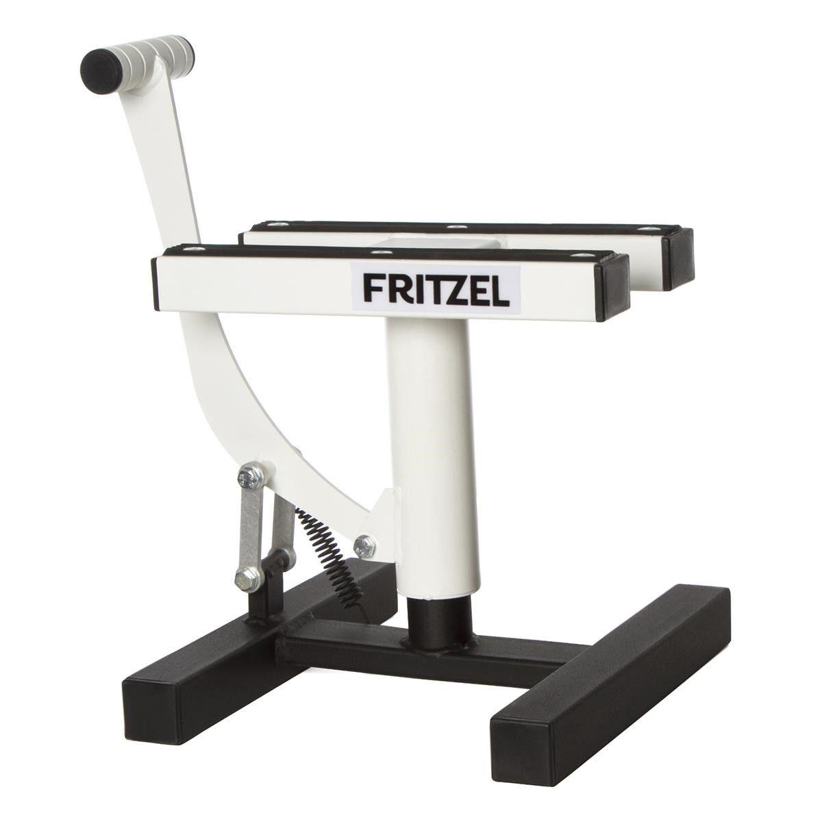 FRITZEL Lève Moto Kleiner Thron - Taille unique - Blanc