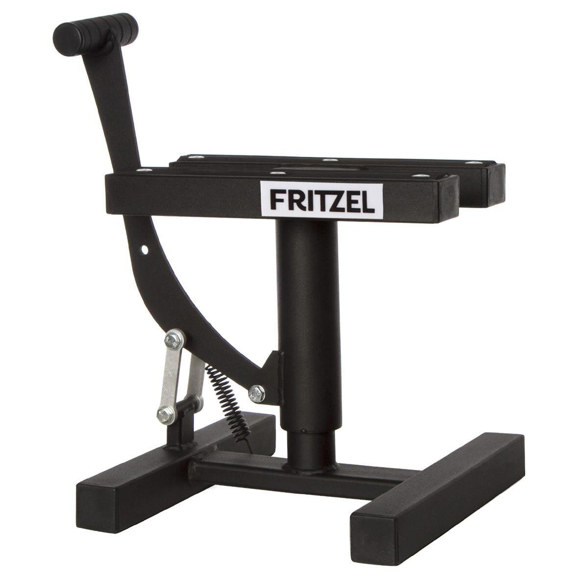 FRITZEL Lève Moto Kleiner Thron - Taille unique - Noir