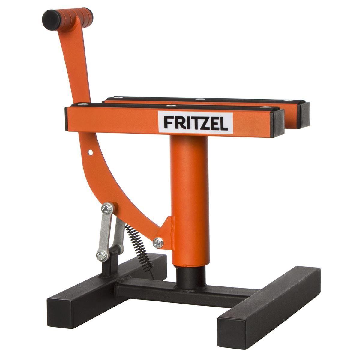 FRITZEL Lève Moto Kleiner Thron - Taille unique - Orange