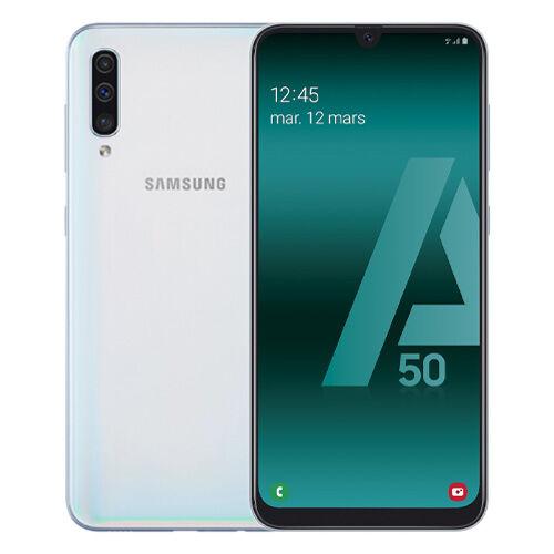 Samsung Galaxy A50 (dual sim) 128 Go blanc