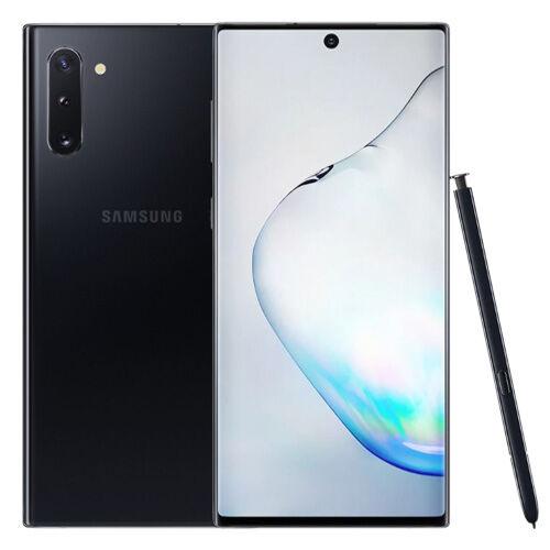 Samsung Galaxy Note 10 (mono sim) 256 Go noir cosmos