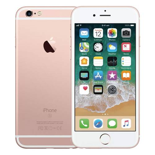 Apple iPhone 6S 64 Go or rose