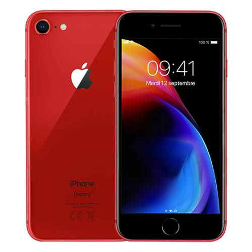 Apple iPhone 8 64 Go rouge