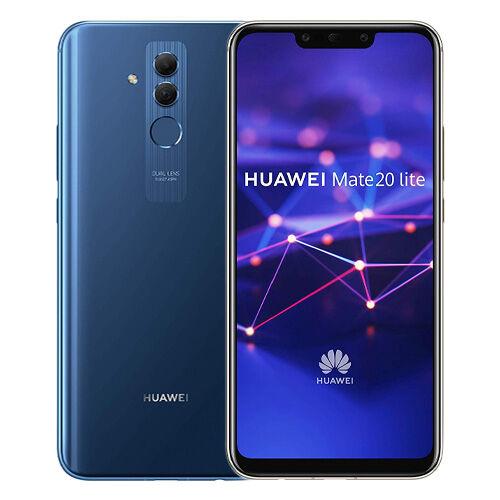 Huawei Mate 20 Lite (mono sim) 64 Go bleu