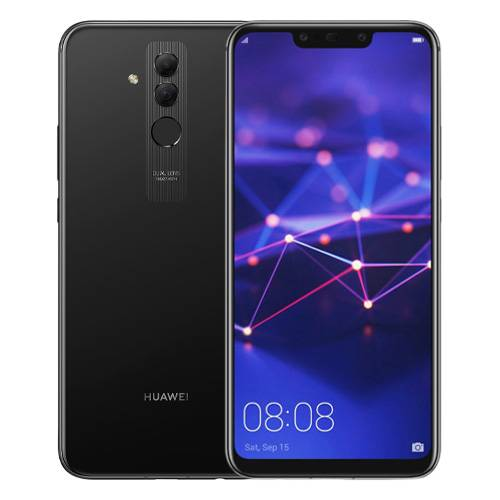 Huawei Mate 20 Lite (mono sim) 64 Go noir