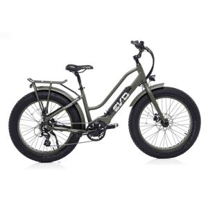 BadBike Velo Electrique Femme Fat Bike Bad Bike EVO 500W vert - Publicité
