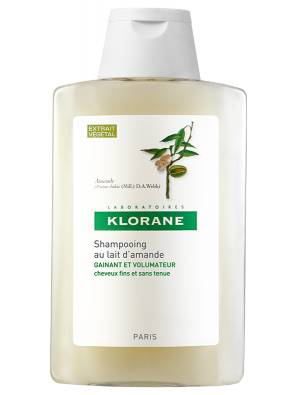 KLORANE (Pierre Fabre It. SpA) Klorane Shampooing volumisant au lait d'amande 400ml