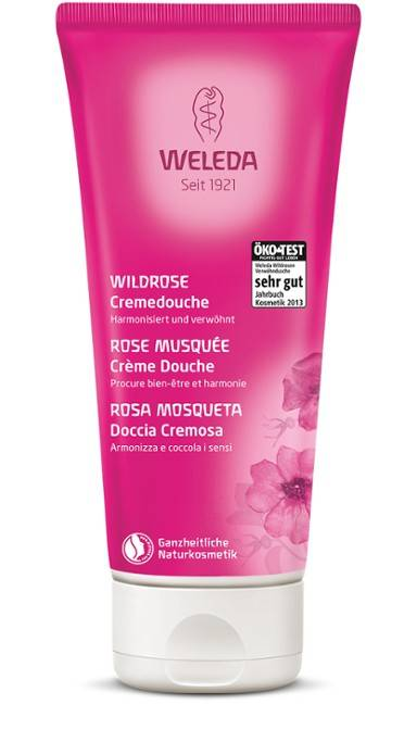 WELEDA ITALIA Srl Douche Cr Rose Musquee 200ml
