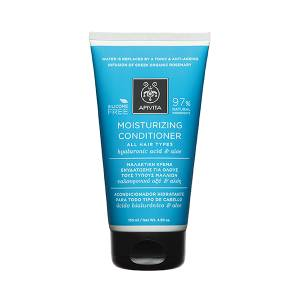 FARMAESSENZA Srl Apivita Conditioner Baume hydratant hydratant a l'aloes et l'acide hyaluronique 150ml