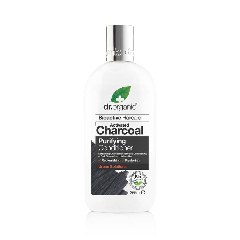 OPTIMA NATURALS Srl Dr.Organic Charbon Charbon Conditioner Baume 265ml