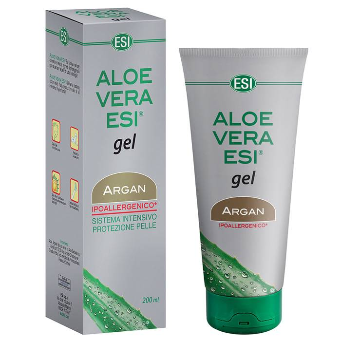 ESI SpA ESI Aloe Vera Gel d'Argan 200ml