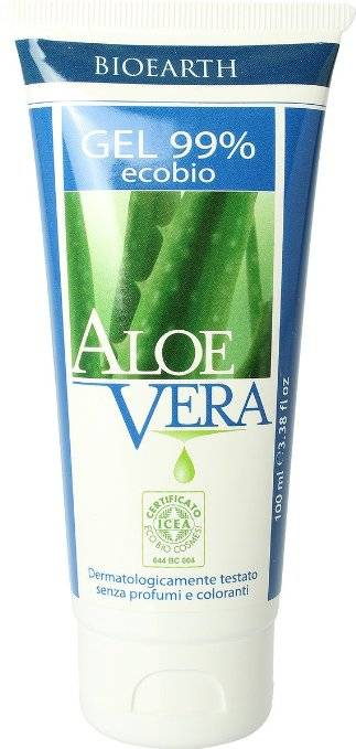 BIOEARTH INTERNATIONAL Srl Aloe Vera Gel pur a 99%
