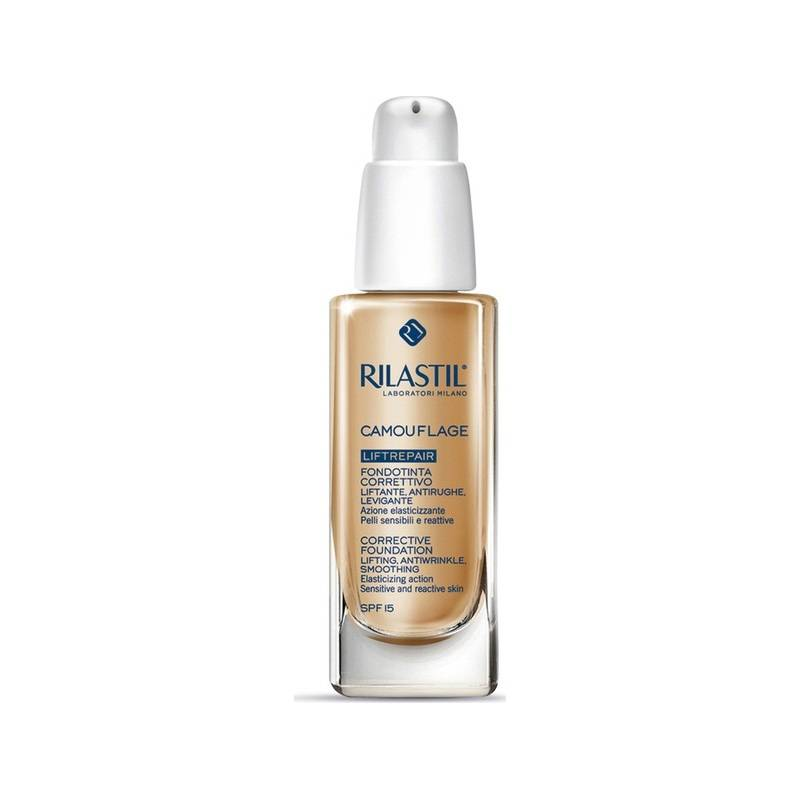IST.GANASSINI SpA Rilastil cosmetique Camouflage Liftrepair Fondation Nuance 50 Moka