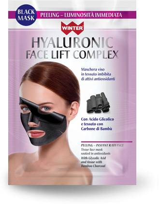 GDP Srl-GENERAL DIETET.PHARMA Winter Hyaluronic Face Lift masque complexe Peeling 1 piece