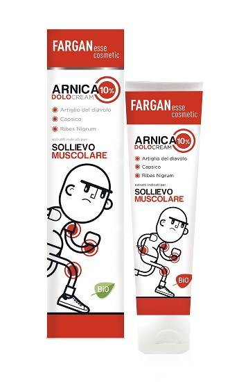 INUVANCE Srl Farganesse Arnica10% Dolocream