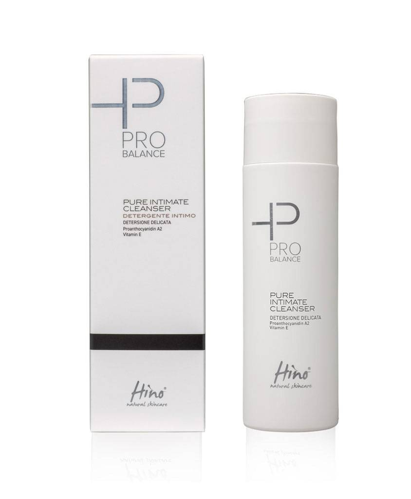 GREEN REMEDIES SPA Nettoyant Pro hino equilibre intime Pure 200ml
