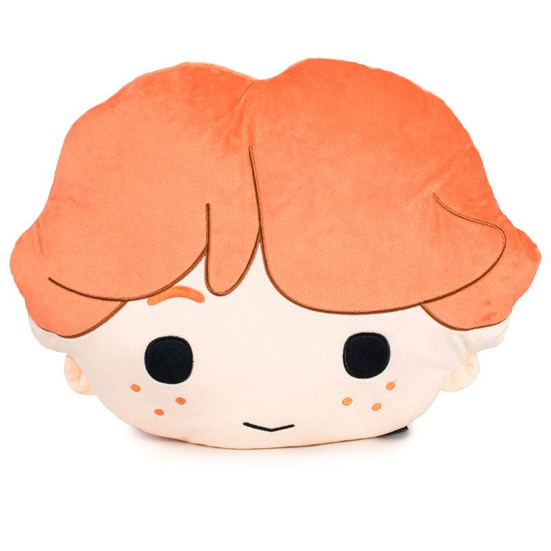 Coussin Ron Weasley Harry Potter