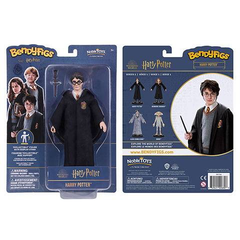 Harry Potter - figurine collectionnable souple Bendyfigs - Harry Potter