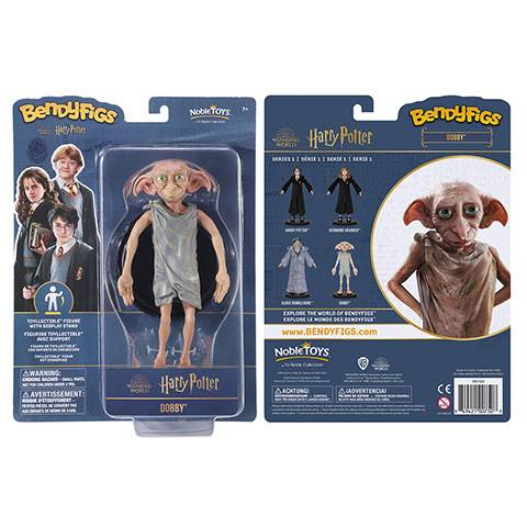 Dobby - figurine souple collectionnable Bendyfigs - Harry Potter