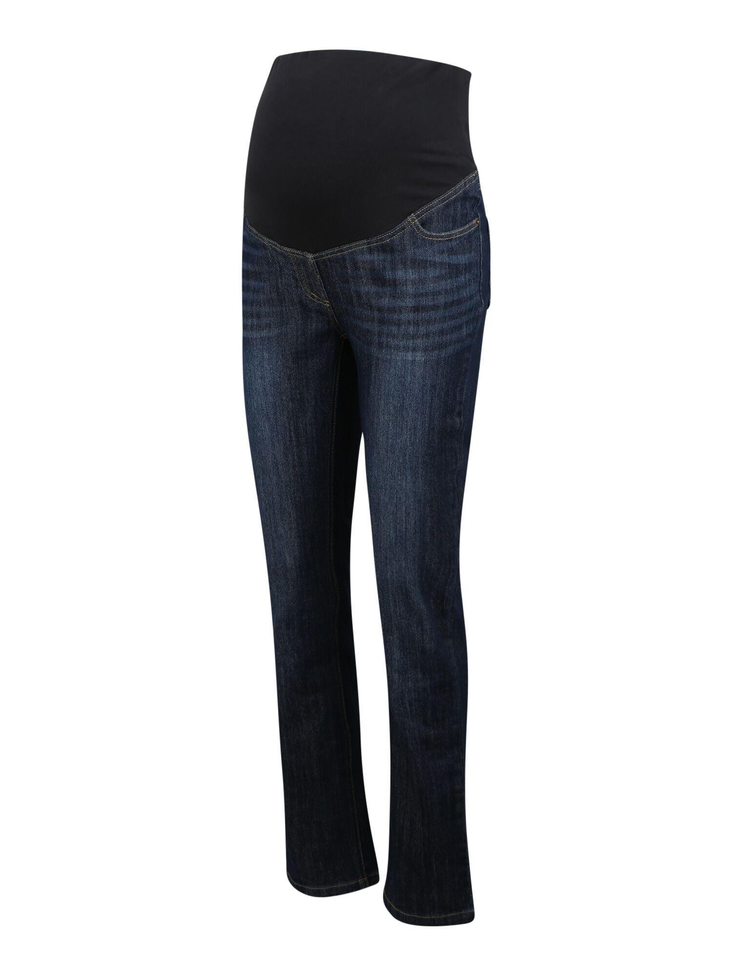 JoJo Maman Bébé Jean  - Bleu - Taille: 38 - female