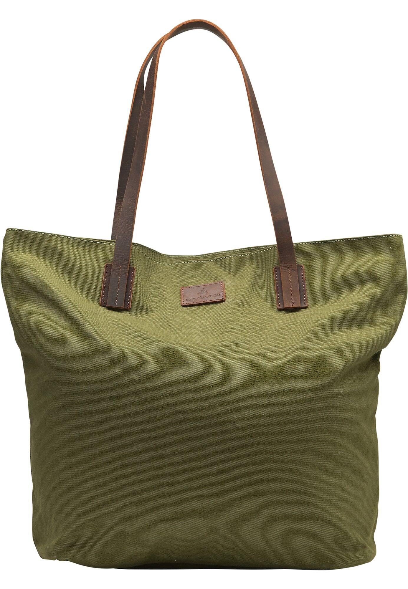 DreiMaster Vintage Cabas  - Vert - Taille: One Size - female