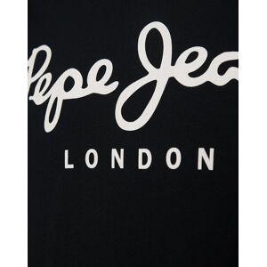 Pepe Jeans T-Shirt 'Original'  - Noir - Taille: M - male - Publicité