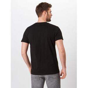 Tee T-Shirt 'Friends'  - Noir - Taille: XL - male - Publicité