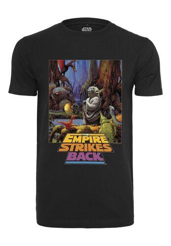 Tee T-Shirt 'Star Wars Yoda Post...