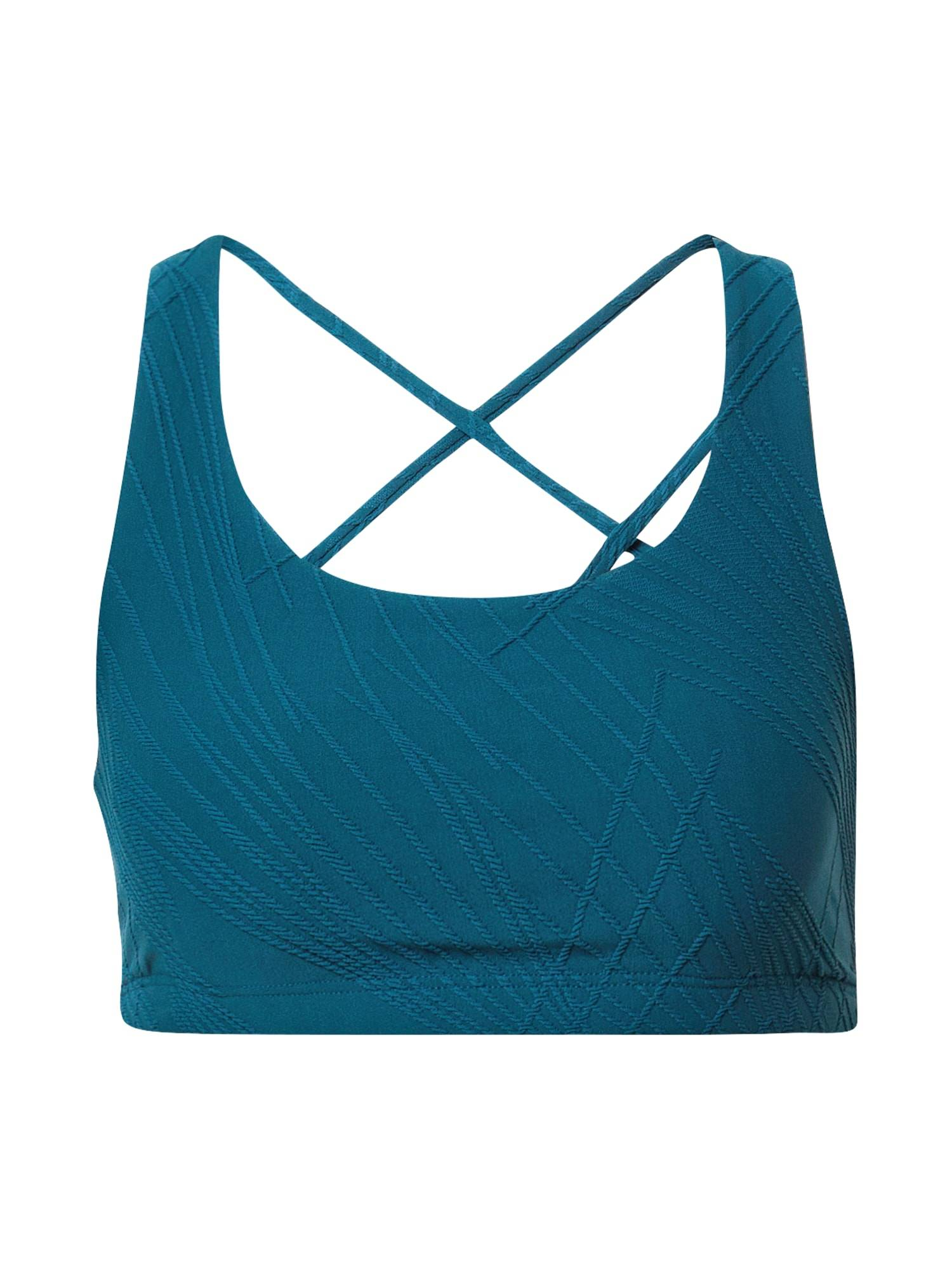 Onzie Soutien-gorge de sport 'Selenite Mudra'  - Bleu - Taille: M-L - female