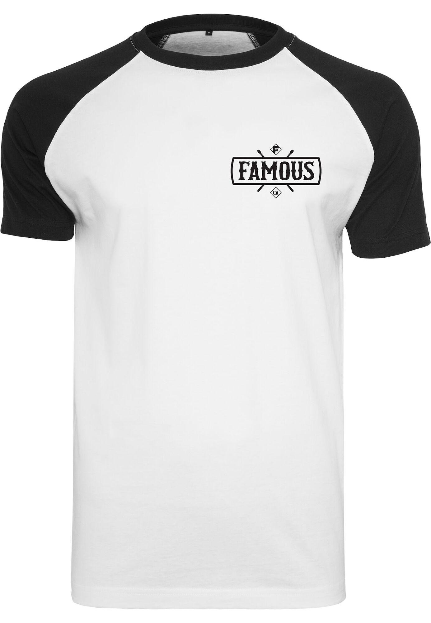 Tee T-Shirt 'Chaos'  - Blanc - Taille: XXL - male