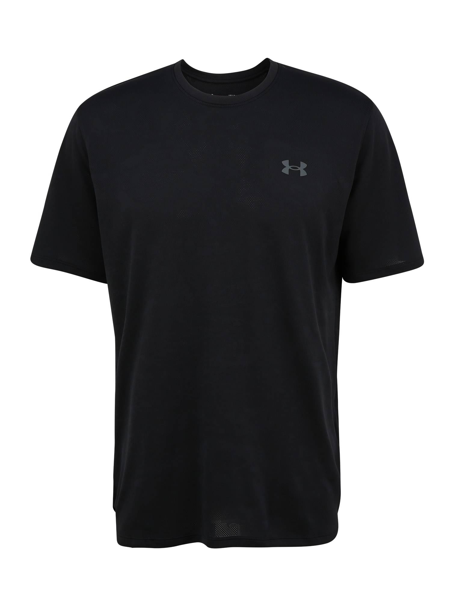 UNDER ARMOUR T-Shirt fonctionnel 'Train'  - Noir - Taille: M - male