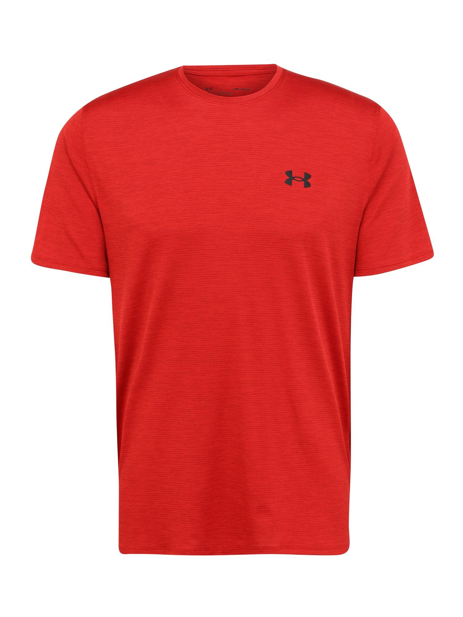 UNDER ARMOUR T-Shirt fonctionnel 'Train'  - Rouge - Taille: L - male