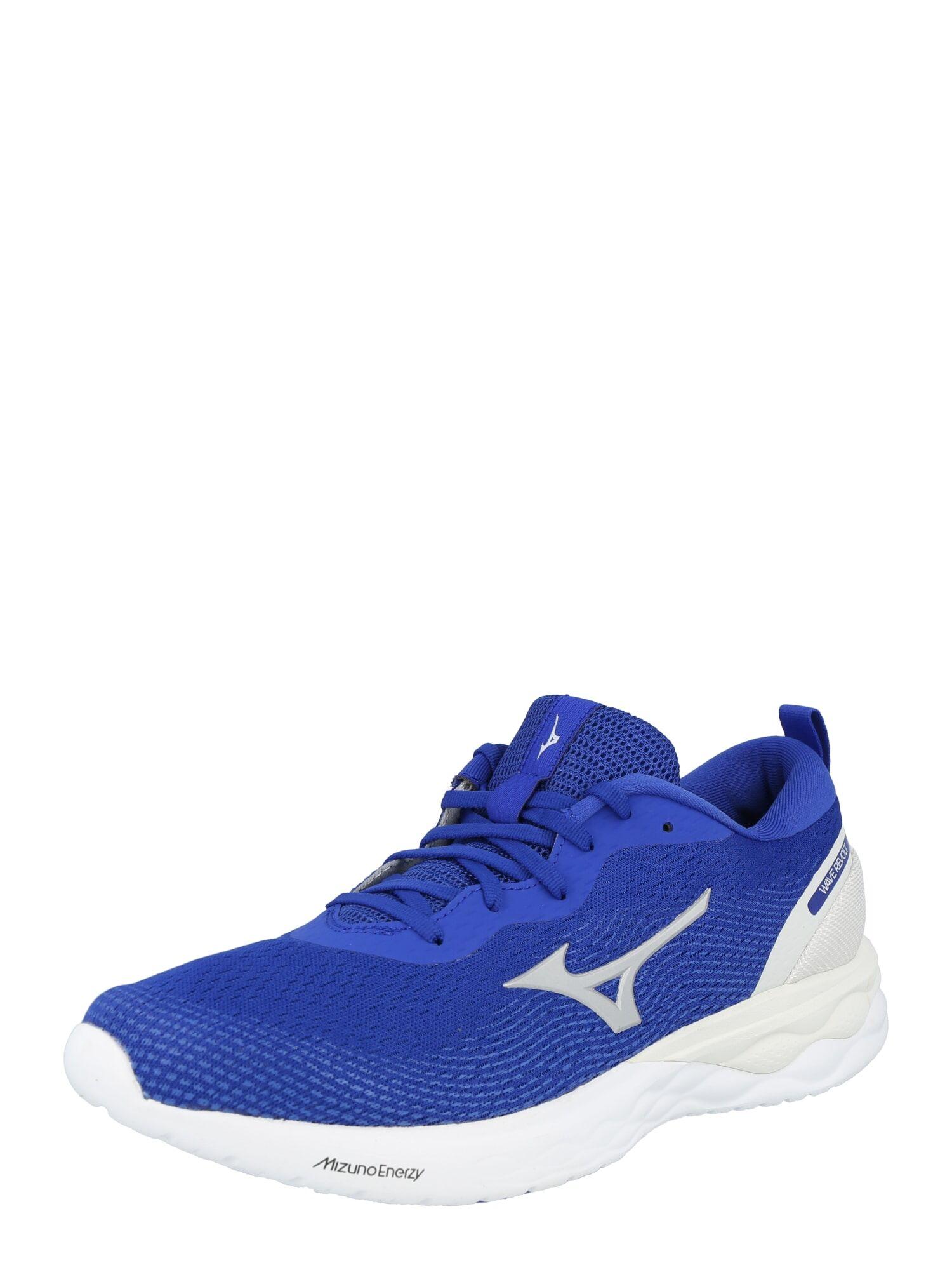 MIZUNO Chaussure de course 'WAVE REVOLT'  - Bleu - Taille: 40.5 - male
