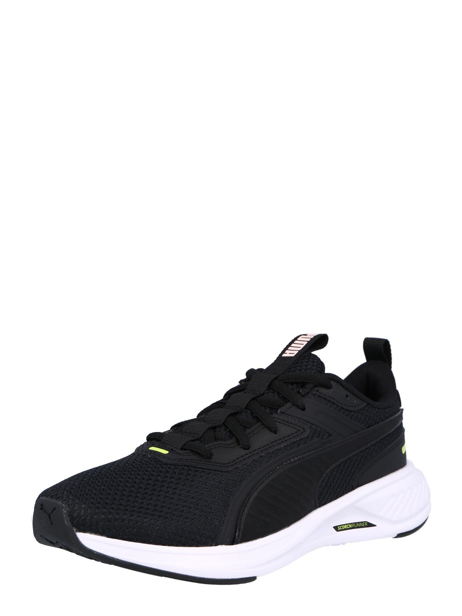 PUMA Chaussure de course  - Noir - Taille: 3.5 - male